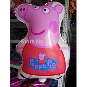 Globo Pig Pepa Revender Souvenirs, Cotillon Pj Masck Heroes