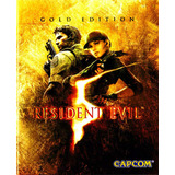 Resident Evil 5 Gold Edition Pc Steam Gift Card Original