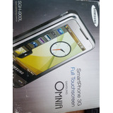 Carcaça De Celular Samsung Omnia Sgh-i900l