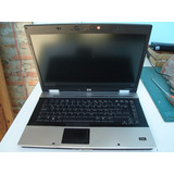 Laptop Hp Elitebook 8530w Intel Core2duot9600 2.8ghz 4gb 250