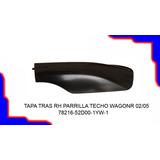 Tapas De Parrilla De Techo Wagon R 02/05