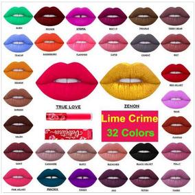 Batom Lime Crime À Pronta Entrega !!!!