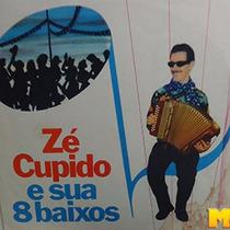 Zé Cupido E Sua 8 Baixos 1975 St Lp Enxâme De Abelhas Forró
