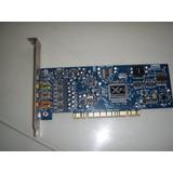 Creative Sound Blaster X-fi Xtreme Audio 7.1 Pci Sb0790