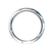 Sobre- Aro(jg 4 Pçs) Roda P/ Aro 13 Vw Glicerio Aço Inox