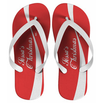 Chinelo Personalizado Coca Cola - Kit 20 Pares