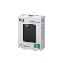 Hd Externo 1tb Usb 3.0 Wd Portatil Western Digital Elements