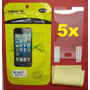 Lote Atacado 5x Pelicula Normal Fosca Nokia Asha 501 N501