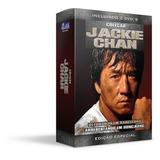 Jackie Chan Coleção[box 2 Dvd Original Lacrado Novo De Fabri