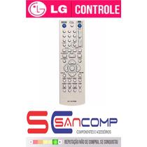 Controle Remoto Dvd Lg 6711r1p089a / Dk194g / Dz9311n Novo!