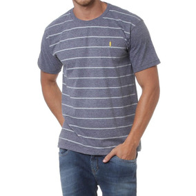 Camiseta Zoomp Cinza Est Polo