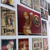 Placas 20x13 Vintage Retrô Bebidas Comida Bar Frete Gratis
