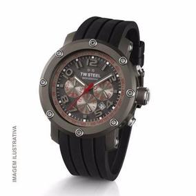 b76caf857bf Relógio Tw Steel Grandeur Tech Série Esp. Mick Doohan - 46mm. R  1.499