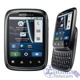 Smartphone Motorola Spice Xt300 Preto Com Defeito