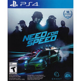 Need For Speed Playstation 4 Ps4 Videojuego