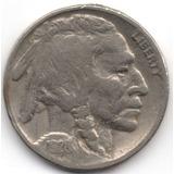 Estados Unidos 5 Centavos 1928