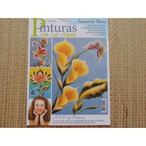 Revista Pinturas Com Luz Angela - Abc Da Pintura Gestual