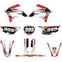 Kit Adesivo Grafico Trilha Moto Lander Xtz 250 Mod Yamaha 1