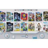 Disco Externo De 500gb Nuevos Cargados Con 343 Juegos De Wii