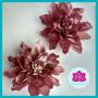 Flores Tocados Y Cintillos Para Bautizo , Boda, Fiesta