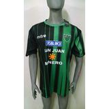 Camiseta San Martin San Juan Mitre Titular Suplente 2015