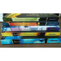 05 Livros Rangers Ordem Dos Arqueiros - Vol 1, 2, 3, 4 E 5
