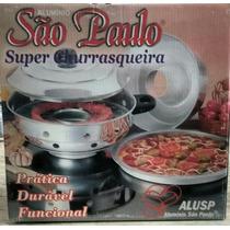 Churrasqueira De Fogão Para Pizza, Bolo,grelhados, Vigorosa