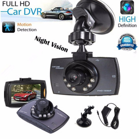 Camara Dvr Carro 2.3 Vision Nocturna Motion Detection Hd1080