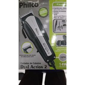 Cortador De Cabelos Philco - Dual Action 2 - 14w -110v