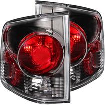 Chevy S10 / Gmc Sonoma 94-04 T.l 3d Style Black