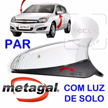 Par Pisca Retrovisor Vectra 2009 2010 2011 Luz Solo Original