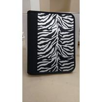 Fichário Universitário Feminino Zebra Ref. 9214