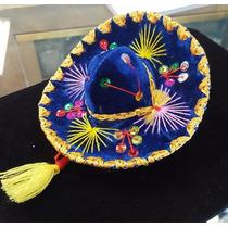 Sombrero Mexicano Mini-mediano