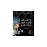 Atlas De Anatomía Humana Netter 6ta Edición +350 Libros