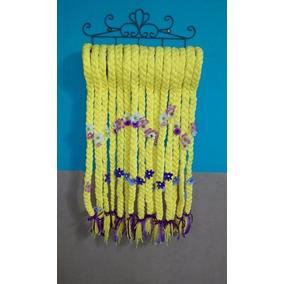 Souvenirs Trenzas Lana Frozen Rapunzel