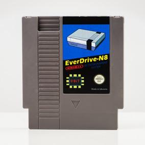 Flashcard Everdrive Nintendo Nintendinho N8 72 Pinos Krikzz