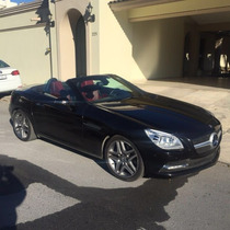 Mercedes Benz Slk350 2012 Negro 29,000 Deportivo Impecable