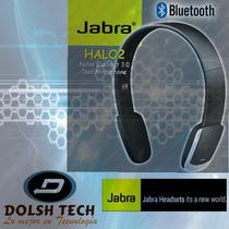 Nuevo Jabra Halo2 Audifonos Bluetooth Hasta 8 Hrs De Musica