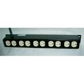 Barras Multicontacto Telecomunicaciones Servidores
