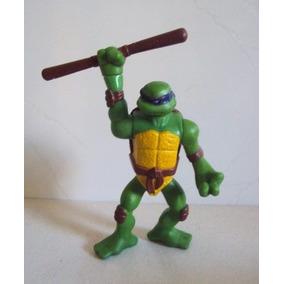 Boneco Tartaruga Ninja 11 Cm Coleção Mcd