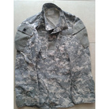 Camisola Us Army Original Acu Digital Gris Small Short