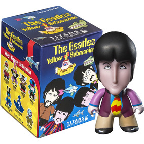 The Beatles Vinyl Sorpresa Titan Figura Yellow Submarine