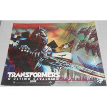 Transformers Optimus Prime Poster 60x47cm Brinde Ccxp 2016