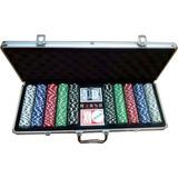 Poker De 500 Fichas En Maletin * Oferta