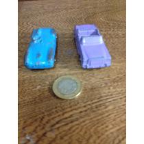 Autos Antiguos De Juguete Metálicos Toosietiy Lark Y Jaguar