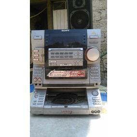 Esterio Sony Hcd-xg60