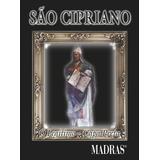 Livro São Cipriano - O Legítimo - Capa Preta