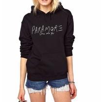 Blusa Paramore - Moletom Canguru !!!