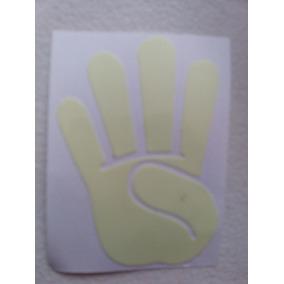 Manita Vota 4 Sticker Vinil Fotoluminiscente Coaching