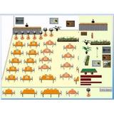 Sistema Para Control De Cafeterias- Negocios Ventas D Comida